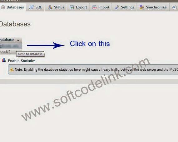 1046 joomla nessun database selezionato di hosting