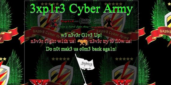 3xp1r3 cyber army joomla hosting