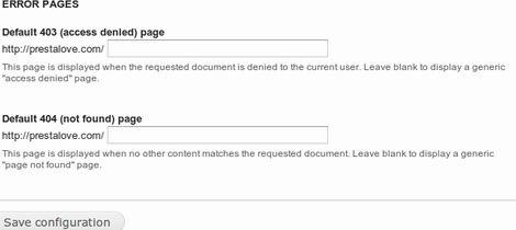 403 halaman drupal hosting