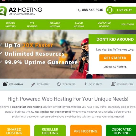 A2 hosting ulasan drupal
