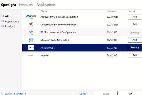 Aegir drupal hosting services beta for