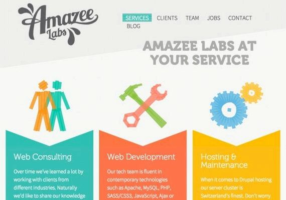 Amazee प्रयोगशालाओं Drupal होस्टिंग
