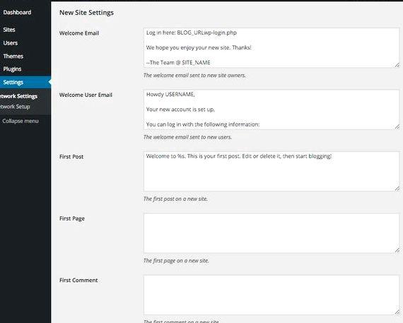 Amember multi site email wordpress hébergement, et illimité