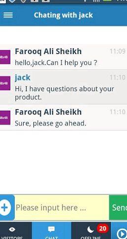 Banckle live chat drupal hosting