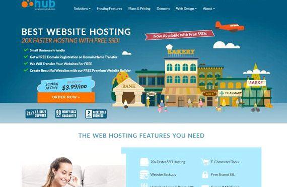 Best laman hosting percuma untuk tutorial drupal
