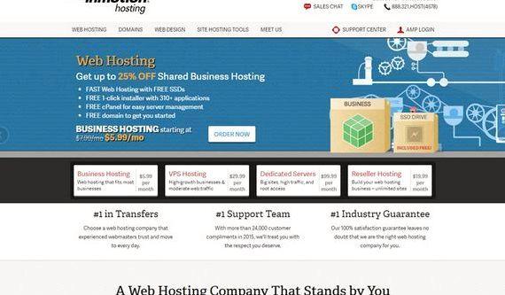 워드 프레스는 Blogspot위한 최고의 호스팅 회사