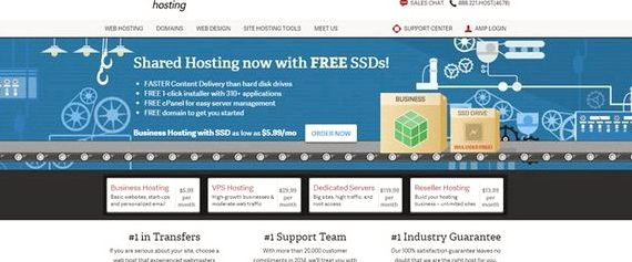 Best joomla free hosting