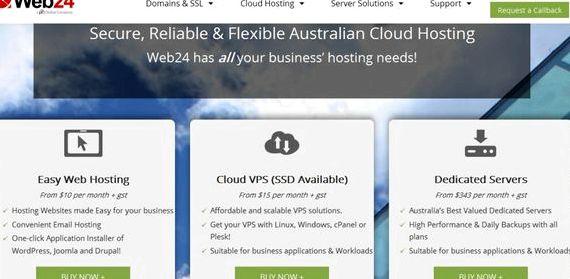 بهترین وب جوملا استرالیا