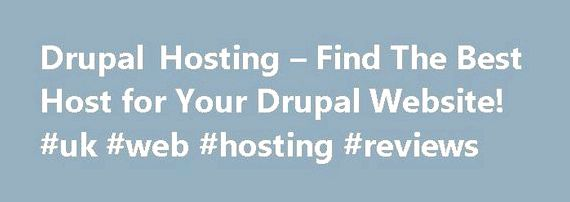 Najlepszy uk hosting Drupal