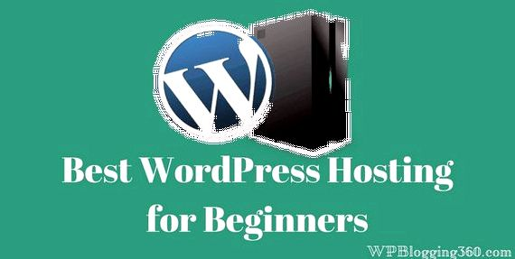 Best wordpress hosting for beginners