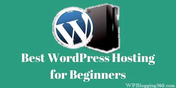 Miglior wordpress hosting per i principianti