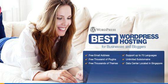 最佳WordPress的托管新加坡或更大 MySQL版本