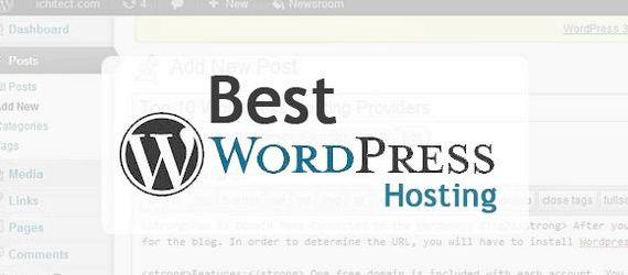 Best wordpress hosting site