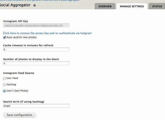 Blok refresh drupal hosting