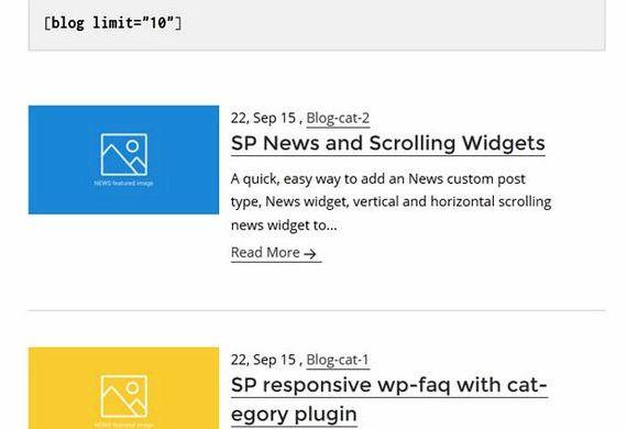Blog-Hosting-Skript Wordpress Widgets JavaScript in Beiträge Benutzen