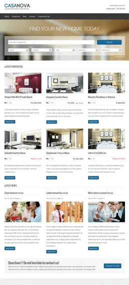 Casanova mengimbas wordpress hosting