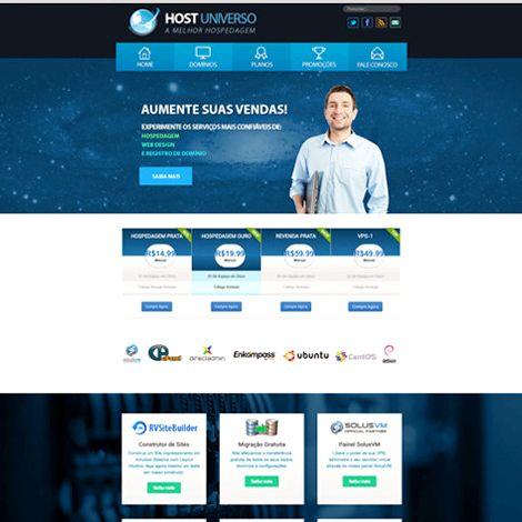 Criamos网站EM WordPress的主机