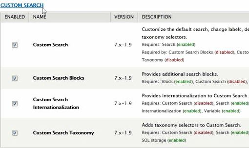 Custom search block drupal hosting How to Add and