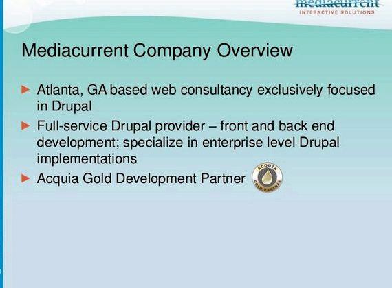 Drupal perusahaan hosting atlanta