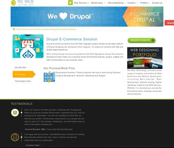 E-Commerce auf Drupal Hosting Bei Web-Hosting-UK, wir