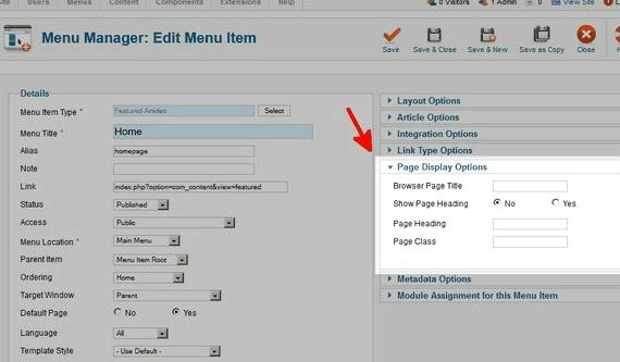 Featured item joomla hosting of extensions