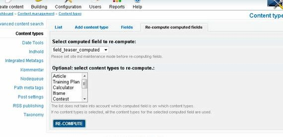 Field tools drupal hosting