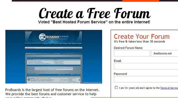 Free forum hosting Phpbb 3 digodam