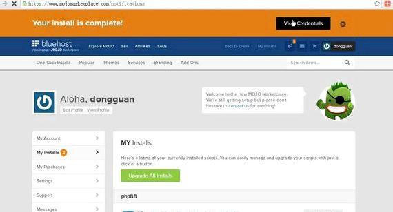 Bezpłatne forum phpBB3 hosting