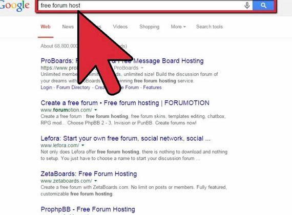 انجمن رایگان میزبانی phpBB و