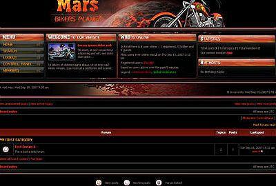 Livre peles fórum phpbb hospedagem Blog integrado com muitas características