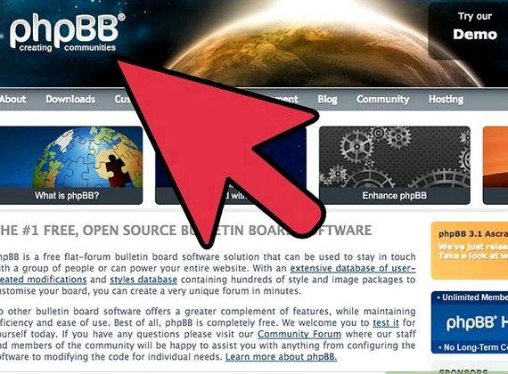 forum hosting percuma ro vBulletin