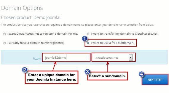 Darmowy hosting i domeny dla Joomla tutoriali dlaczego zautomatyzowane wydajność i czas pracy