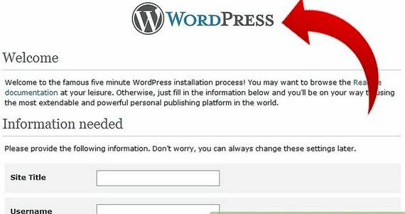 Free hosting with wordpress installer