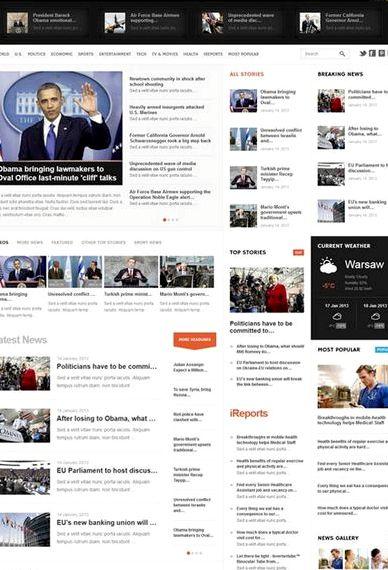 जूमला होस्टिंग के लिए नि: शुल्क खबर विषयों
