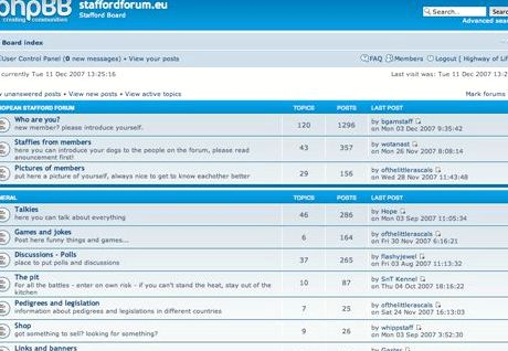 नि: शुल्क phpBB 3 मंच की मेजबानी समाधान