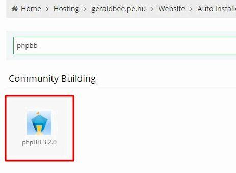 無料phpbbの3 hostinger