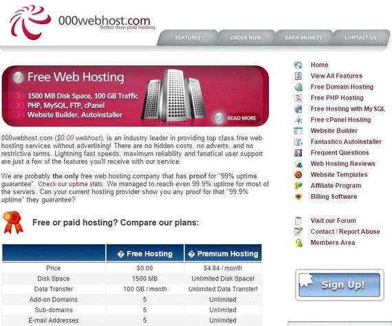 Darmowy hosting ftp phpBB3