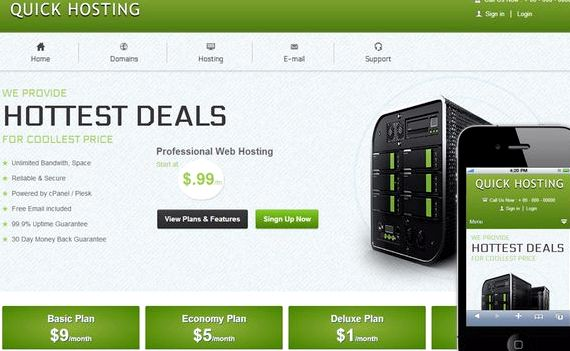 Free web hosting and domain wordpress download
