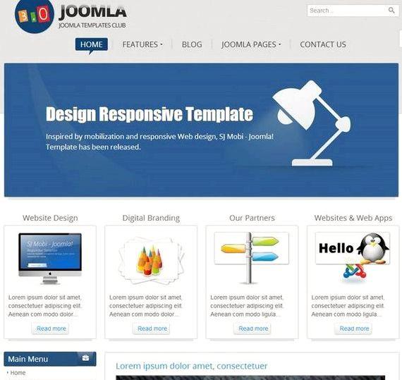 میزبانی وب رایگان قالب جوملا قالب جوملا 3-0