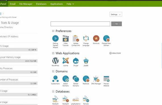 Godaddy web hosting vs wordpress by host, you