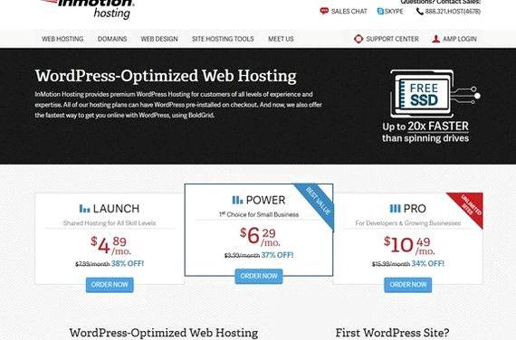 Host gratuito per l'hosting wordpress