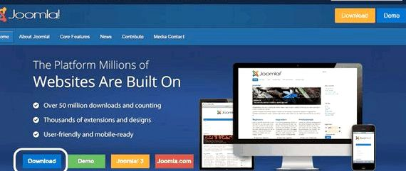 How to make a news website with joomla hosting