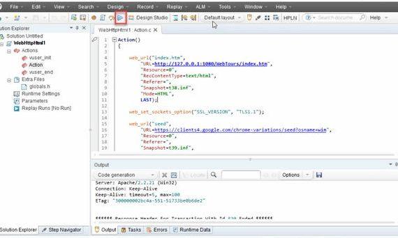HTML-Skript inf Wordpress Hosting