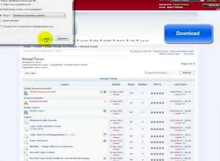 Icy Phoenix do forum phpbb 3 hostingu