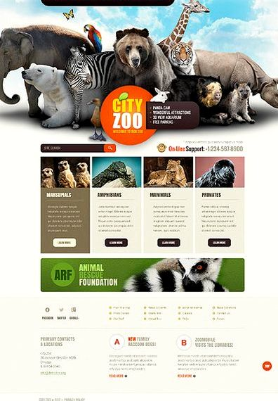 Joomla hosting australia zoo still edit