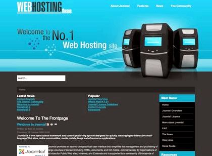 Joomla hosting za darmo