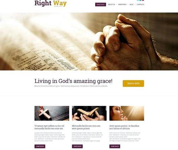 活着的基督的WordPress托管的生活