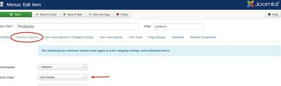 Loadtemplate item joomla hosting instances displaying different or identical