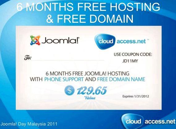 joomla lưu trữ web Malaysia mẫu