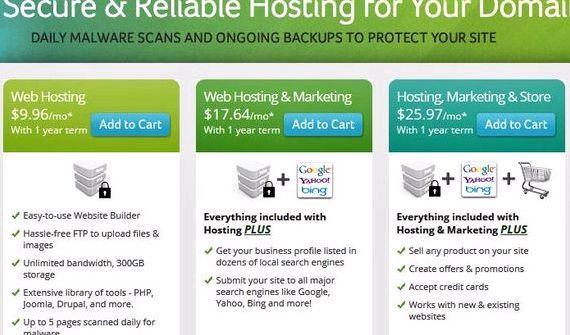 joomla ücretsiz hosting Ağ çözümleri